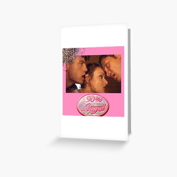 Threesome Greeting Card