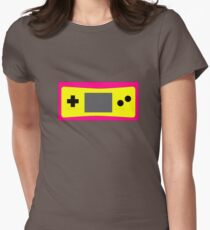 Video game Women's Fitted T-Shirt