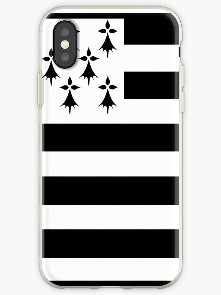 coque iphone 6 breizh