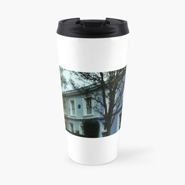 Portabello Road (George Orwell's House) - London Travel Mug