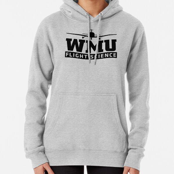 WMU Flight Science Pullover Hoodie