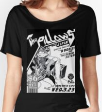 Flcl The Pillows Live Women's Relaxed Fit T-Shirt