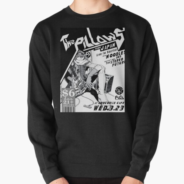 Flcl The Pillows Live Pullover Sweatshirt
