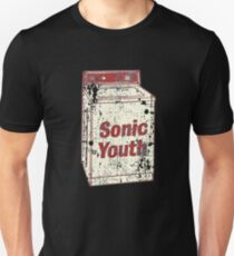 Sonic Youth Washing Machine T-Shirt Shirt Grunge Distressed Unisex T-Shirt