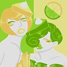 Lemon n Lime Ladies by RileyOMalley