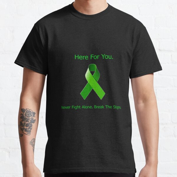 Break The Stigma.  Classic T-Shirt