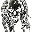 «craneo oscuro» de manuvila