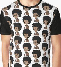 huey from boondocks Graphic T-Shirt