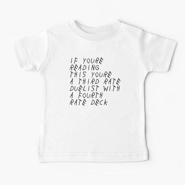 Duelliste de troisième classe; Quatrième tarif T-shirt bébé