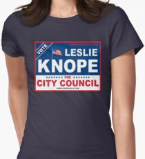 Vote Leslie Knope 2012 T-Shirt