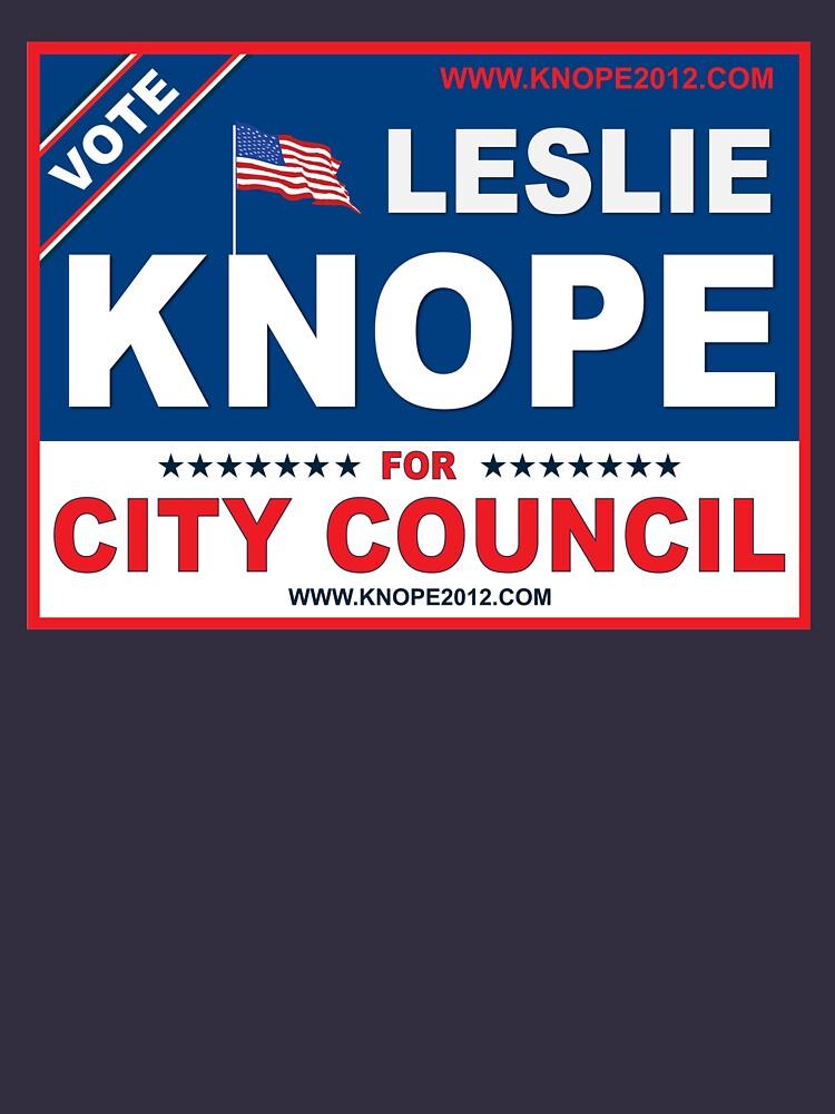 Vote Leslie Knope 2012 | Unisex T-Shirt