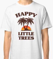 Bob Ross - Happy Little Trees Classic T-Shirt
