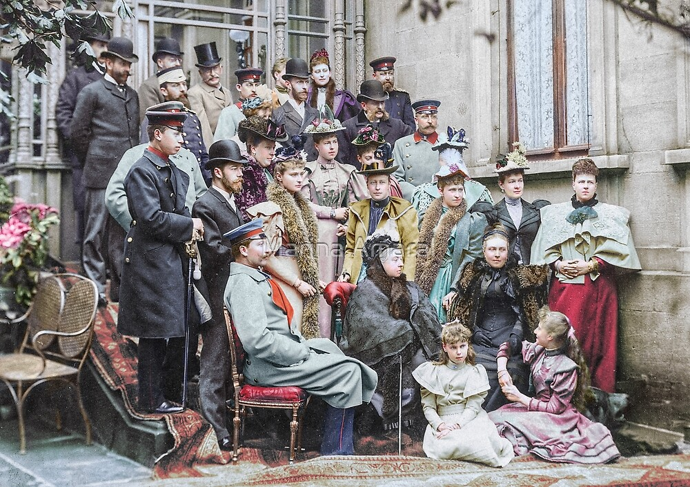 Quot Queen Victoria And Her Family Including King Edward Vii
