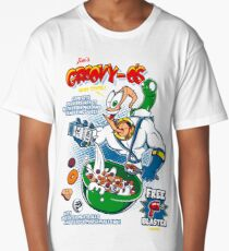 Groovy-Os Cereal v2 Long T-Shirt