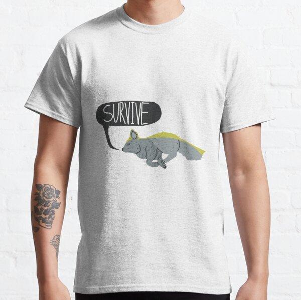 Arctic Fox Running Classic T-Shirt