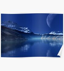 Sirentiss Inlet Poster