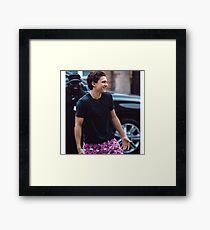 Tom holland Framed Print