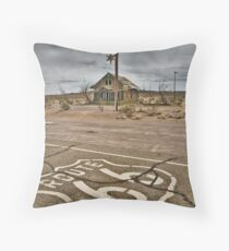 Dont Blink! Throw Pillow