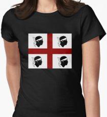 Sardaigne  Sardegna sarde Sardigna Women's Fitted T-Shirt