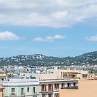 The Rooftops Of Ibiza 2 by Steve Purnell