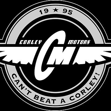 Corley Motors by Olipop