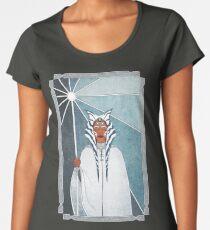 White Women's Premium T-Shirt