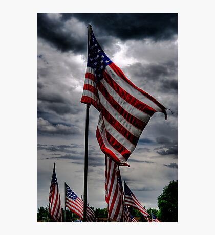 Patriotic Photographic Print