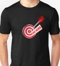 Darts - Fake News Unisex T-Shirt