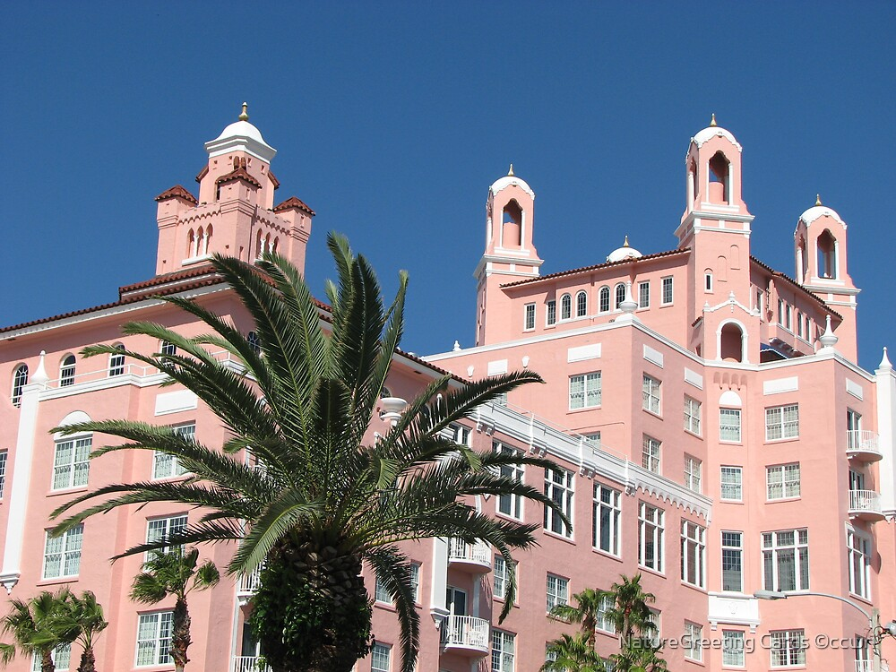 ~Don CeSar's~ by NatureGreeting Cards ©ccwri