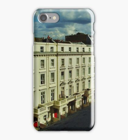 Belgravia  iPhone Case/Skin