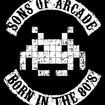 Sons of Arcade by Olipop
