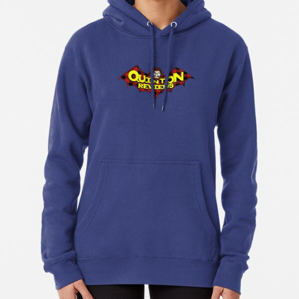 Quinton Reviews Pullover Hoodie