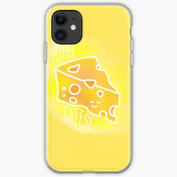 Say cheese iPhone Soft Case