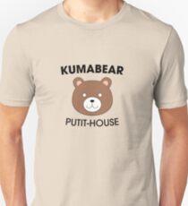 KUMABEAR PUTIT-HOUSE - Shokugeki No Soma Unisex T-Shirt