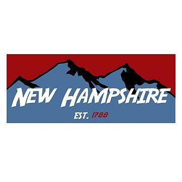 New Hampshire Mountains by AdventureFinder