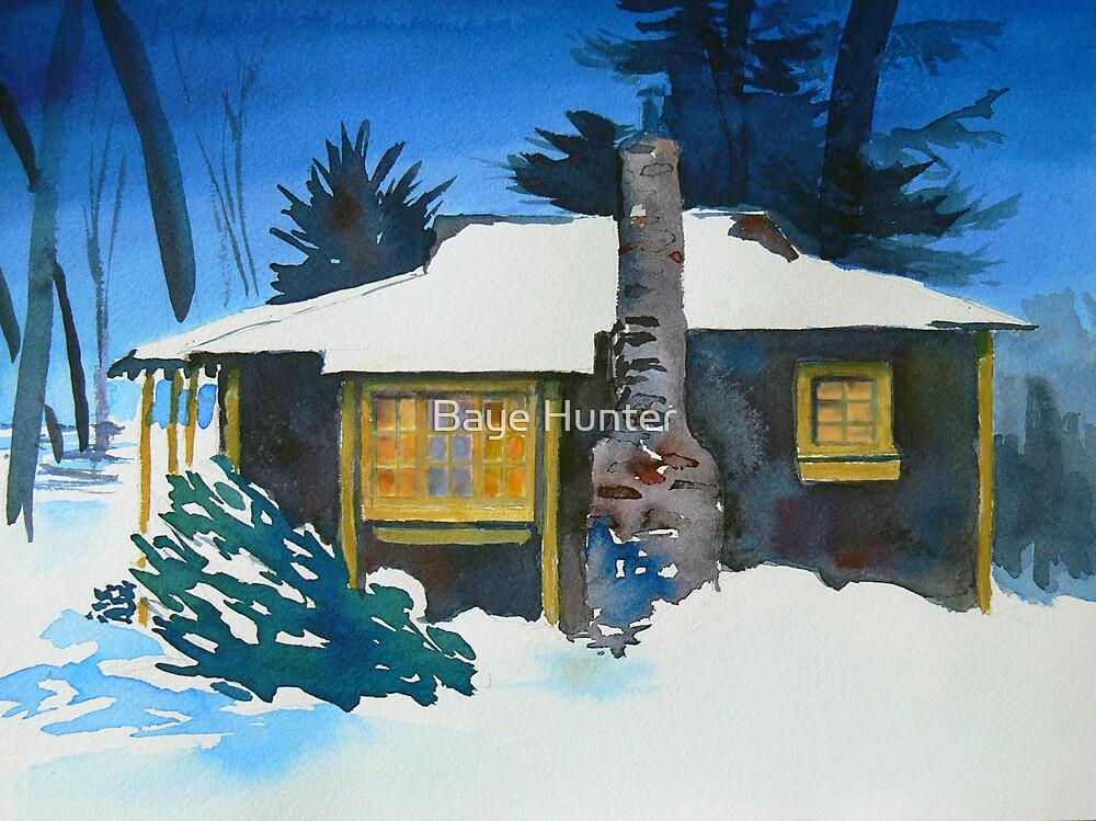 Winter on Wards II by Baye Hunter