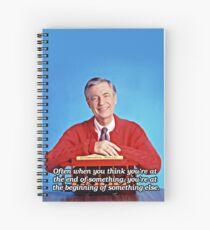 Mr Rogers Meme Spiral Notebooks | Redbubble