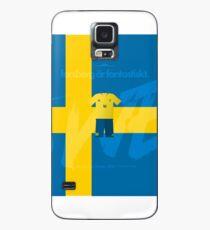 World Cup 2018 Forsberg ar Fantastiskt - Sweden Case/Skin for Samsung Galaxy