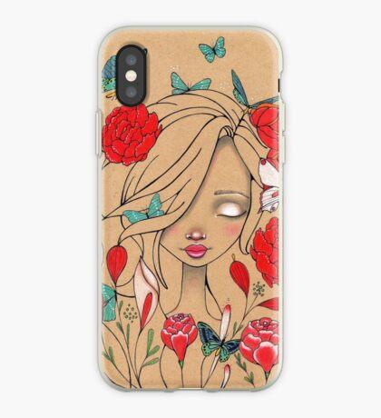 Belle fleur iPhone Case