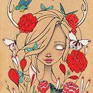Belle fleur by LeaBarozzi