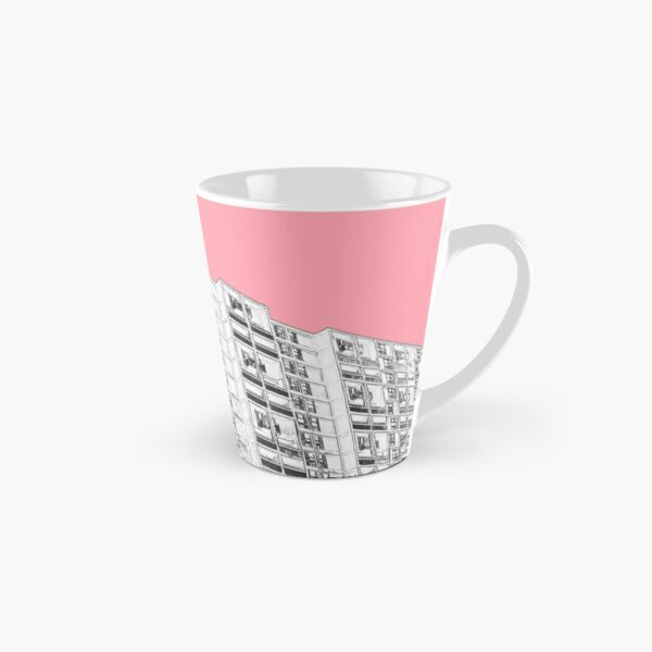 Park Hill Sheffield Pink Tall Mug