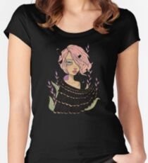Changeling Girl Women's Fitted Scoop T-Shirt