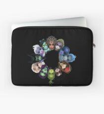 BITTY BADDIES: Circle of Evil Laptop Sleeve