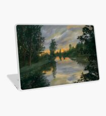 Sunset Rendez-Vous Laptop Skin