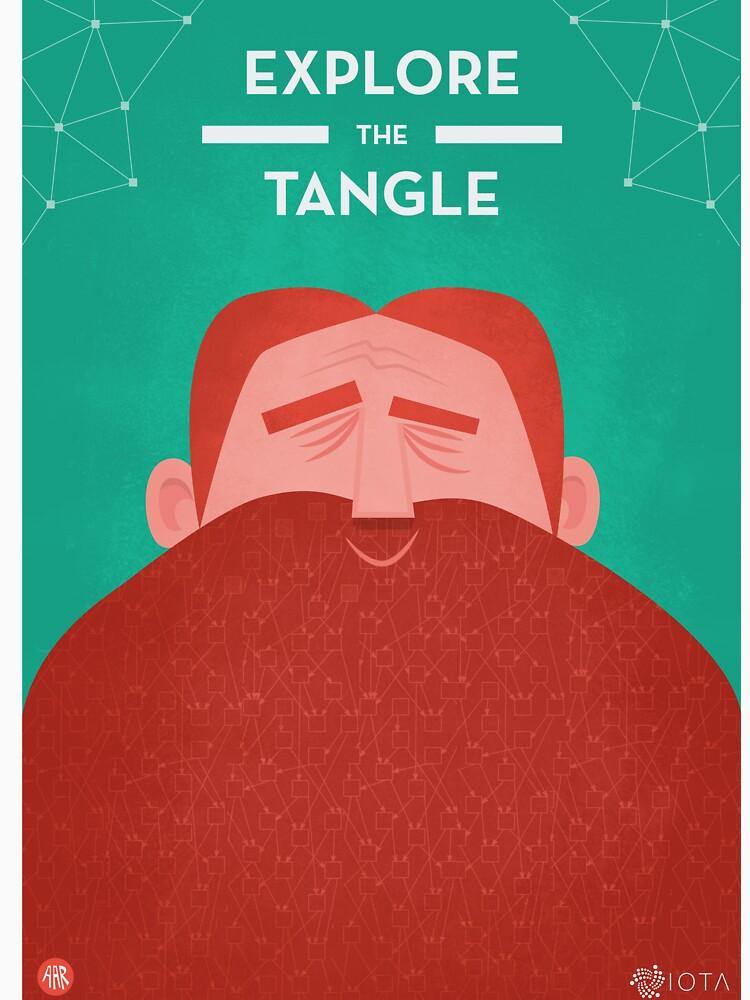 IOTA - Explore the Tangle by amirabouroumie