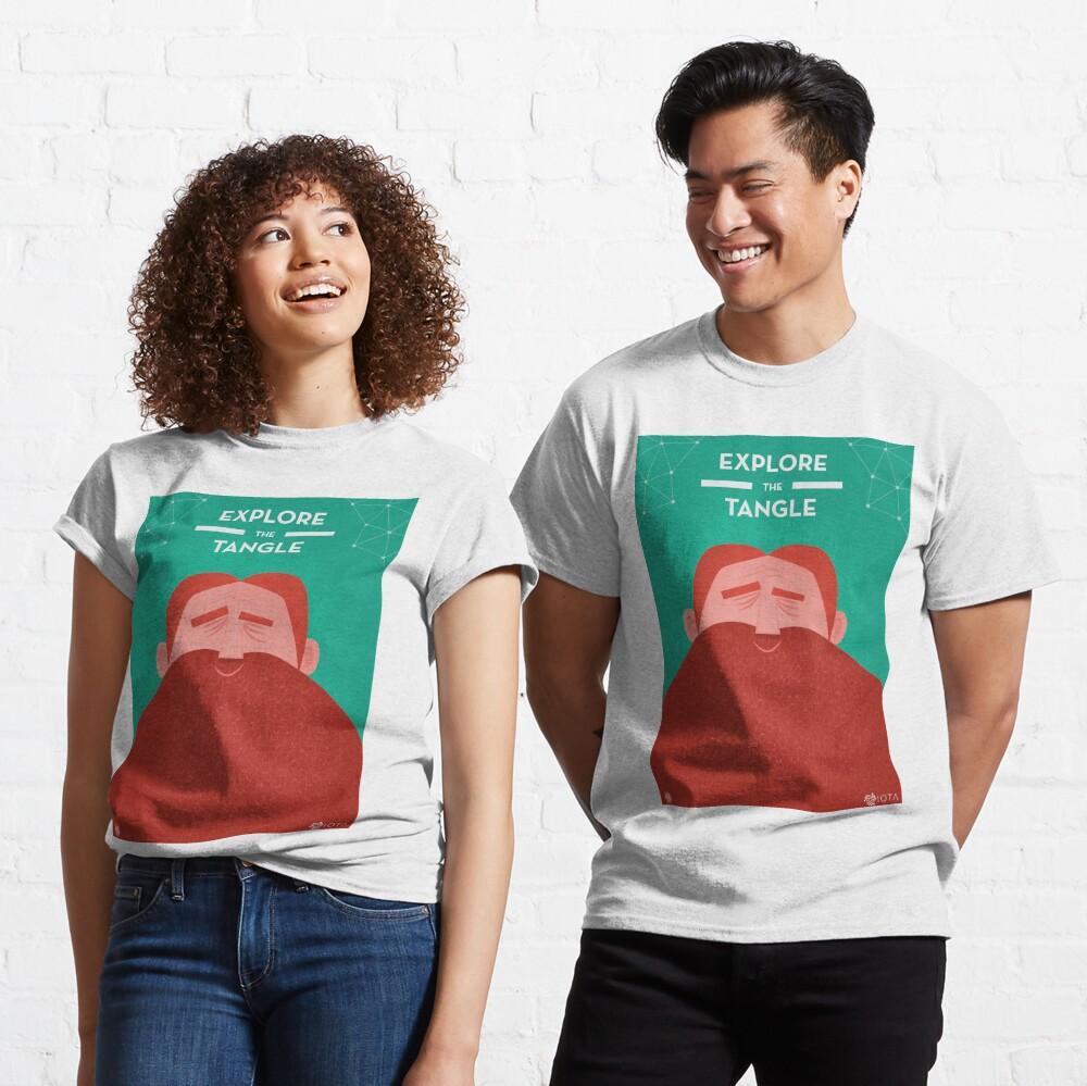 IOTA - Explore the Tangle Classic T-Shirt