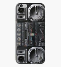 Boombox Radio Telescope iPhone Case