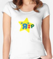 Toys Were Us Women's Fitted Scoop T-Shirt
