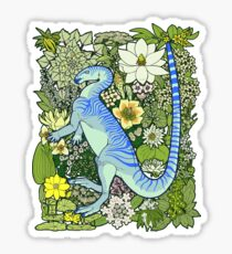 Flower Dance Sticker