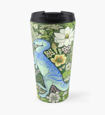 Flower Dance Travel Mug